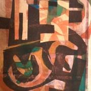 alphabet of printmaking